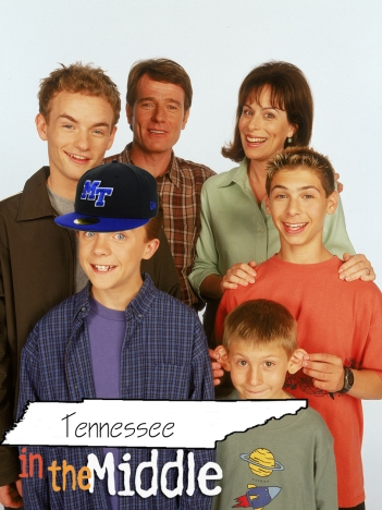 tennessee in the middle